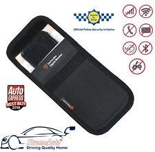 Genuine Defender Signal Blocker Best Car key Signal Jamming pouch UK Stock BLACK