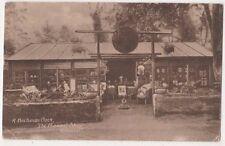 The Peasant Shop Gomshall Surrey Postcard, B664