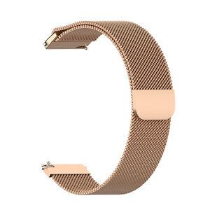 Edelstahl Milanaise Armband für Samsung Galaxy Watch 42/46 | Active 1-2 | Watch3