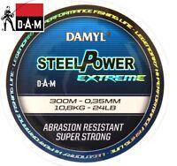 Stroft Abr Monofilament Nylon Ligne de Pêche 130m//0.10-0.30mm//1.40-8.00kg