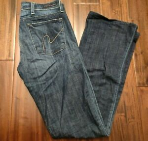 COH Kelly Stretch Low Waist Jeans Women's 27 Waist 32 Inseam