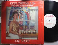 Christmas Lp Liz Pate Ring The Bells & Other Christmas Favorites On Prestige