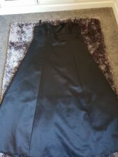 DEBENHAMS DEBUT BEADED BLACK BALL GOWN - SIZE 20 NEW WITH TAGS - BOUGHT FOR £140