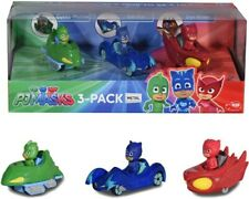 PJ Masks Diecast Vehicles 3 Assorted V2