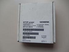SIEMENS 6EP1331-2BA10 SITOP power DC24V/0,5A