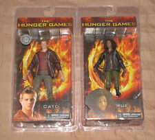 The Hunger Games Cato Rue figures