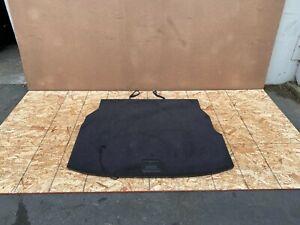 INFINITI FX35 FX37 FX50 QX70 2009-2017 OEM TRUNK MAT CARPET (BLACK)
