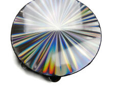 New 10in.  Reflective Double Row B-Stock Percussion Tambourine Church Band Music