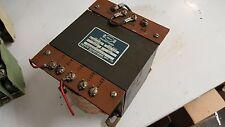 Meteor 1.0 KVA Control Transformer, MT88-2542, 1 Ph, 230-460/85-110, Used