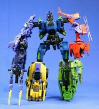 TRANSFORMERS GENERATIONS FALL OF CYBERTRON BRUTICUS COMPLETE HASBRO