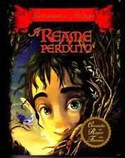 Libro Geronimo Stilton IL REAME PERDUTO 1 Prima Edizione Piemme Junior 2008