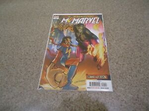 THE MAGNIFICENT MS MARVEL ANNUAL #1