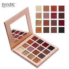 16 Color coloShimmer Glitter Eye Shadow Powder Matt Eyeshadow Cosmetic Makeup Gd