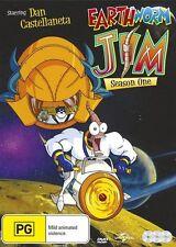 Earthworm Jim Season 1 NEW R4 DVD