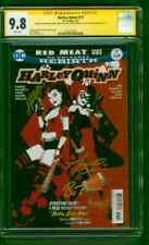 Harley Quinn 17 CGC 4XSS 9.8 Conner Palmiotti Bruce Timm 1st loves Joker story