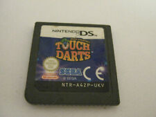 Sega Presents Touch Darts ds game only