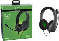 PDP 048-141-NA Gaming LVL40 Wired Stereo Headset, Xbox One