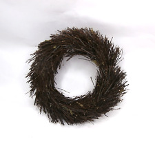Twig Circle Wreath Willow Wreath Wicker Wreath Rustic Country Style Wreath