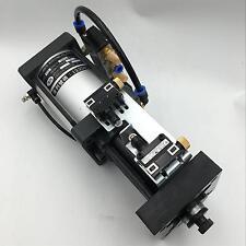 Pneumatic Air Boosting Pressure Cylinder 3000KG Stroke 13mm for BT30/40 Spindle