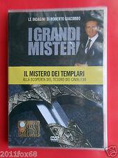 tv dvd documentary i grandi misteri roberto giacobbo cavalieri templari crociate