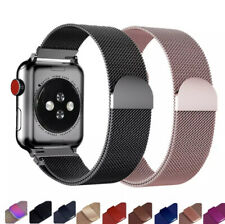 ✅ Für Apple Watch Armband Loop iWatch Milanese Metall Magnet Series 5/4/3/2 ✅