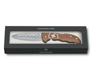 Victorinox Swiss Army Knife Hunter Pro Alox Damast – 2020 Limited Edition