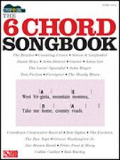 THE 6-CHORD SONGBOOK (STRUM & SING) - EASY GUITAR SONGBOOK