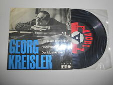 "7"" Comedy Georg Kreisler - Der guate alte Fritz (3 Song) FAVORIT"
