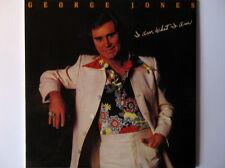 George Jones - I Am What I Am (CD wie neu/like new)