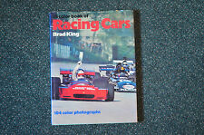 All Color Book of Racing Cars, by Brad King (1973, Hardcover)