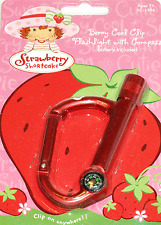 Strawberry Shortcake Flashlight & Compass / Red Flashlight / Party Favors
