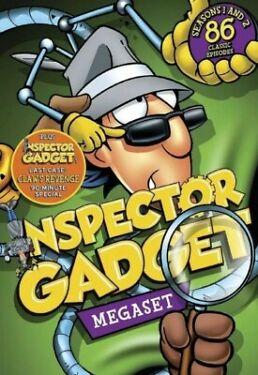 Inspector Gadget MEGASET DVD Box Set