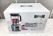 New Wolf Gourmet Wgbl110S High Performance Blender Kitchen Appliance 2.4 Hp