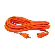 Aleko Etl Heavy Duty Indoor Outdoor 25Ft Extension Cord Sjtw Plug 16/3G 125V