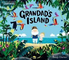 """VERY GOOD"" Grandad's Island, Davies, Benji, Book"