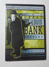 """The Great St. Louis Bank Robbery """"Early Steve McQueen"""" FREE SHIPPING"""