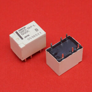 Rele' OMRON G8FE-1AP-L 12VDC Relais Relay // G8FE1APL // NUOVI ORIGINALI