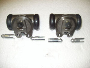 46 47 48 49 50 DESOTO REAR WHEEL CYLINDERS PAIR L + R