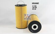 WESFIL OIL FILTER FOR Ssangyong Musso 2.9L TD 2004 07/04-09/07 WR2586P