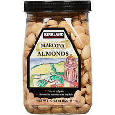 Kirkland Signature Marcona Almonds, 17.63 oz