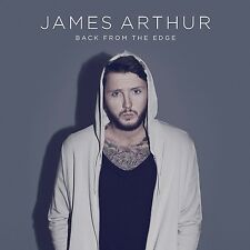 JAMES ARTHUR - BACK FROM THE EDGE   CD NEU