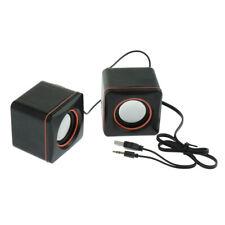 Laptop Computer Speaker System Desktop Gaming Surround Sound Mobile phone