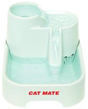 PetMate 80850 Cat Mate Trinkbrunnen für Katzen und Hunde, 2 Liter Volumen