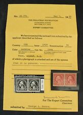 CKStamps: US Stamps Collection Scott#599A 2c Mint NH OG with PF Cert