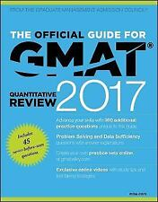 The Official Guide for GMAT Quantitative Review 2017 with Online Question Bank …