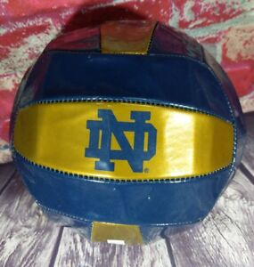 BADEN NOTRE DAME University Ball Official Size Volleyball Soccer Sport Irish