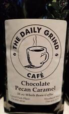 Chocolate Pecan Caramel Flavored Coffee