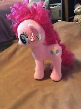 TY Sparkle My Little Pony Pink Soft Plush Toy Good Condition