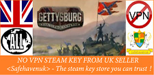 Gettysburg: Armored Warfare STEAM KEY NO VPN region free Vendeur Britannique