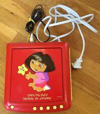 Viacom Dora The Explorer DVD Player Catch The Stars Model # DTE329